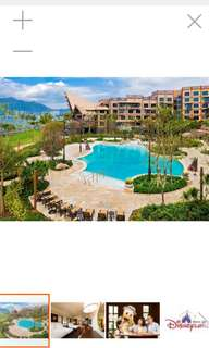 Disney 迪士尼探索家度假酒店標準客房一晚住宿