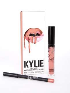 KYLIE COSMETICS candy k matte liquid lipstick