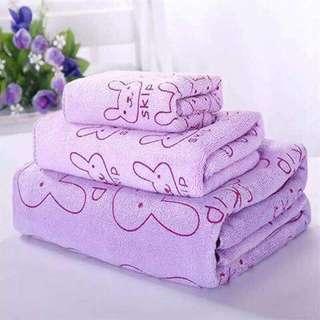 3 in 1 towel