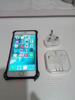 Iphone 6s  plus粉金 9成新64gb