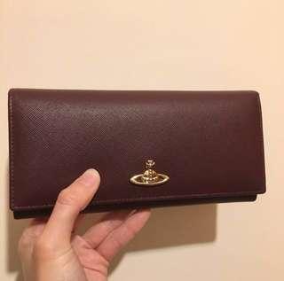Vivienne Westwood wallet 長銀包