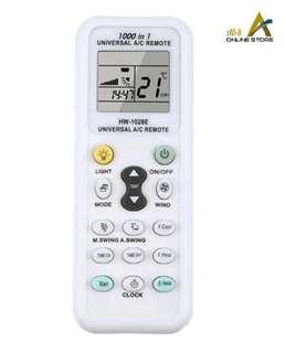 Universal AirCon Remote Control