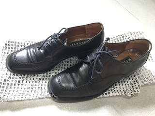 Made in Italy ladies leather boots
