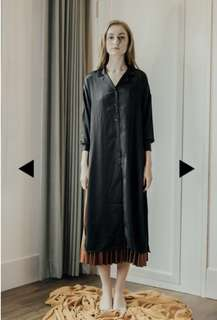 SOL Long Shirt in Black