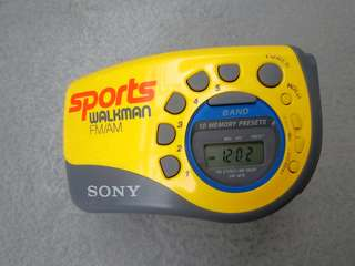 Sony srf-m78 walkman radio 收音機