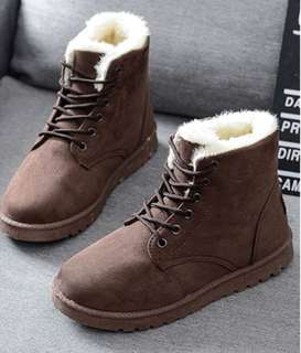 [IN STOCK] Comfy Winter Boots