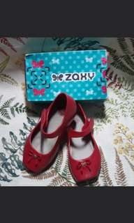 Zaxy s9 size 9 15cm eur 25 grendene grendha Ultragirl Red with Ribbon Mini Melissa