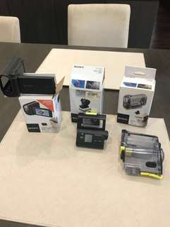Sony AS30V Action Cam