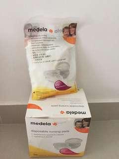 Medela Disposable Nursing Pads - free registered mail