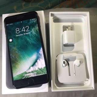 Iphone7plus 128gb matte black