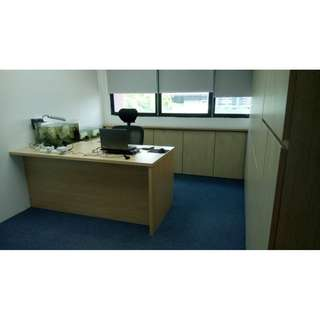 FOR RENT - 156 sqft (4m x 3.5m approx.)office space at Sin Ming Road. (light industrial bldg) - no agent pls