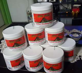 Now on Sale! Aztec Indian Healing Clay Mask