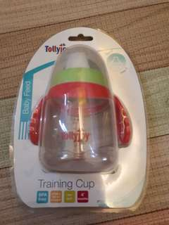 Tollyjoy training cup