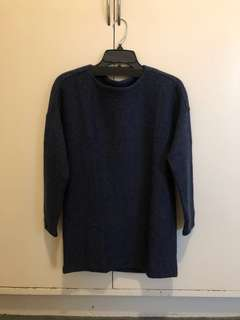 Uniqlo Wool Knit Top