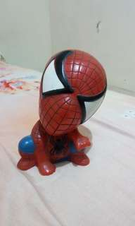 Celengan Spiderman