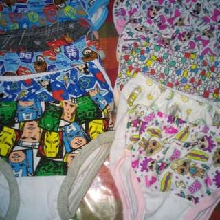 Underwear 1-2yo