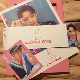 [WTT] Wanna One To Be One Album (pink ver)