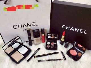 Chanel 9in1 Set[RAYA 2018]