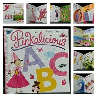 Pinkalicious Alphabet Book