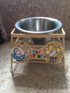 Disney玩具總動員 寵物立體餐桌