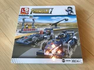 Blocks - Formula 1