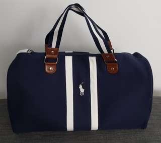 Ralph Lauren Navy Blue Bag (New)
