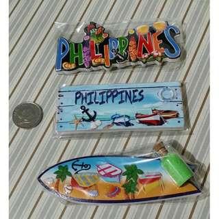 Set of 3 Ref Magnets / Board Magnets