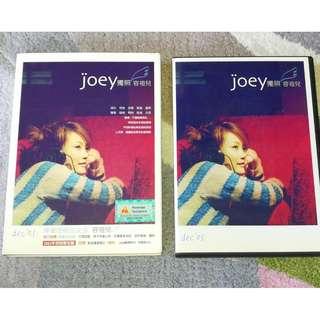 CD VCD Joey Yung / Rong Zu Er / Du Zhao / 容祖兒 / 獨照揮著翅膀的女孩 新加坡版