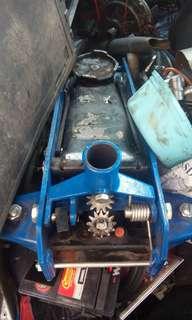 2 ton hydraulic hand jack