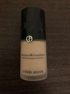Giorgio Amarni Luminous Silk Foundation