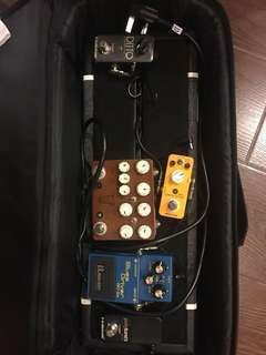 Selling pedals