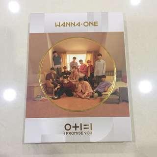 WannaOne IPU Album only