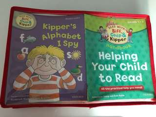 Read with Biff, Chip and Kipper (Level 1-3)