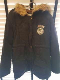 Women Winter Parka Jacket