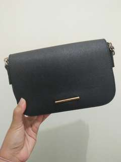 Bershka little black bag