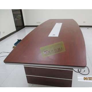 14 SEATER CONFERENCE TABLE--KHOMI