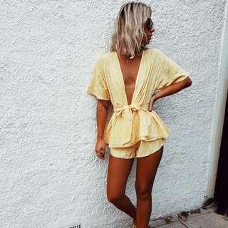 Sabo skirt playsuit!!