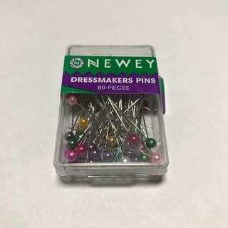 80pcs Multipurpose Pins