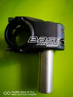 Reverse Components Base Stem (with Dualtron Adapter)
