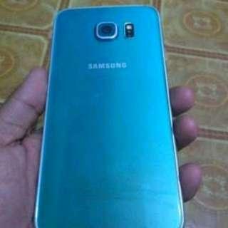 SAMSUNG S6 flat ex resmi
