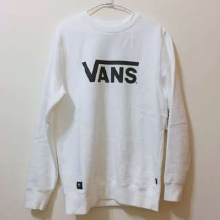 Vans 大logo大學T 男女可穿