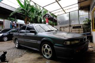 Mitsubishi Eterna DOHC Gti