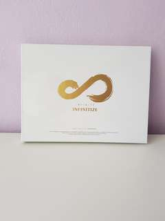 Infinite 3rd mini album infinitze