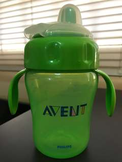 Avent sippy cup brand new 7 oz