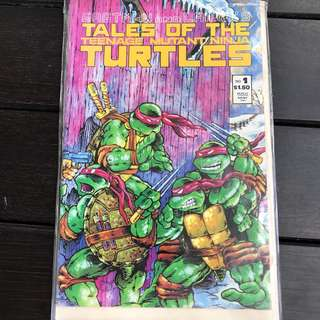 Tales of TMNT Issue No.1