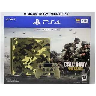 Brand New & Sealed Sony Playstation 4 Slim 1TB Fifa 18 Ultimate