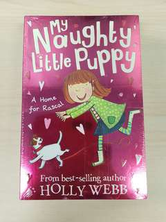 My Naughty Little Puppy 6-Book Set By Holly Webb