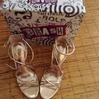 REPRICE Brash heels