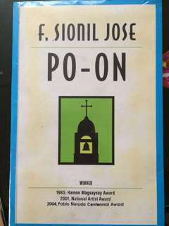 Po-on by F. Sionil Jose / The Good Earth by Pearl S. Buck