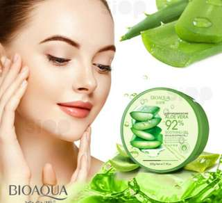 Bio aqua aloevera shooting gel